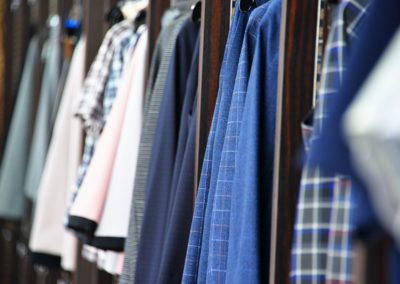 Photo 06 ユニフォーム展示